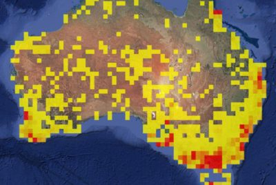 Fungimap data up-to-date in the Atlas of Living Australia
